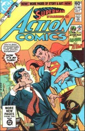 Action Comics # 524