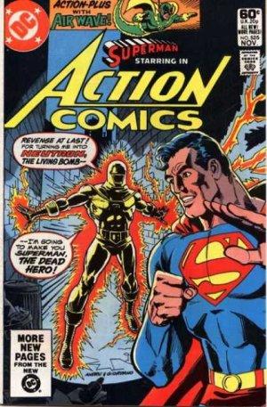 Action Comics # 525