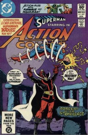 Action Comics # 527