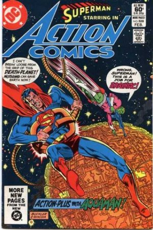 Action Comics # 528