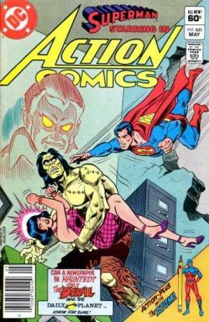 Action Comics # 531