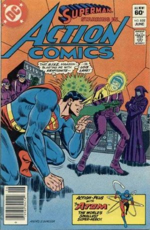 Action Comics # 532