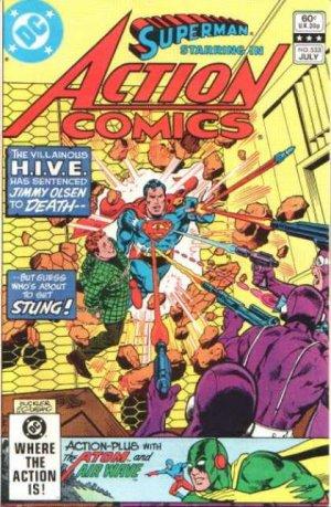 Action Comics # 533