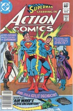 Action Comics # 534