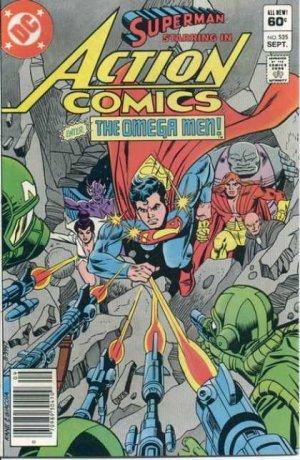 Action Comics # 535