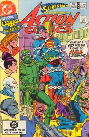 Action Comics # 536