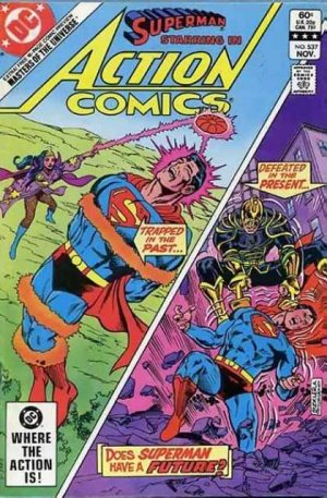 Action Comics # 537