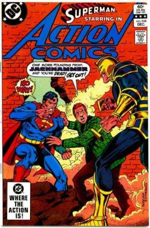 Action Comics # 538