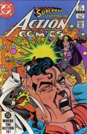 Action Comics # 540