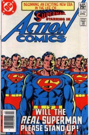 Action Comics # 542
