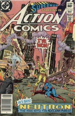 Action Comics # 543