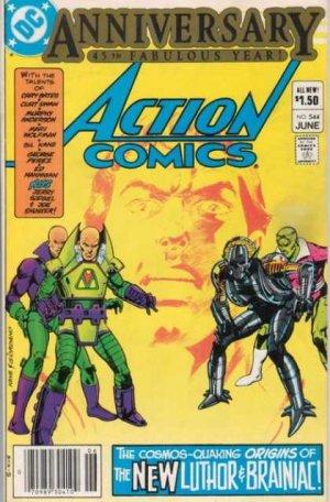Action Comics # 544 Issues V1 (1938 - 2011)