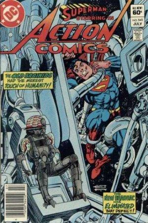 Action Comics # 545
