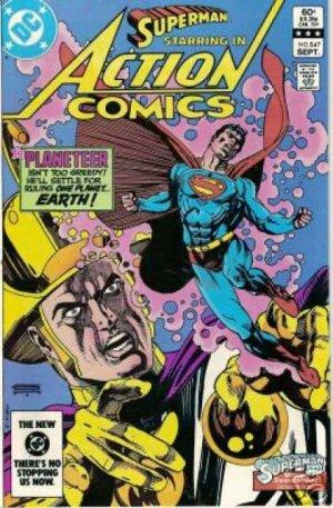 Action Comics # 547