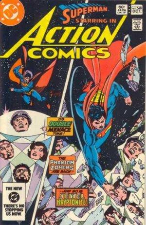 Action Comics # 548