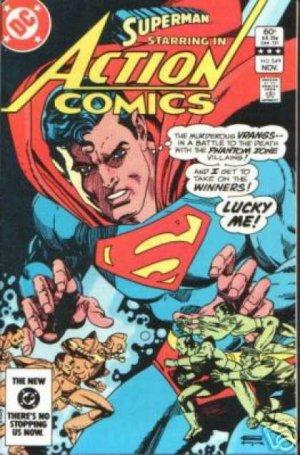Action Comics # 549