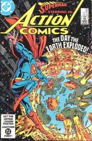 Action Comics # 550