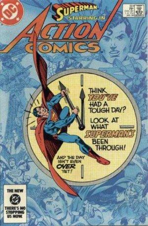 Action Comics # 551