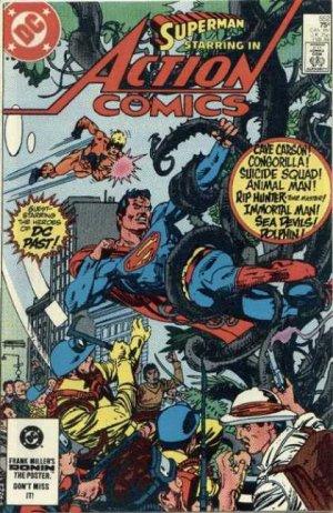 Action Comics # 552