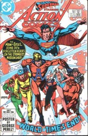 Action Comics # 553