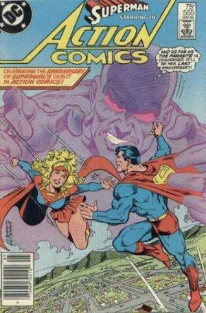 Action Comics # 555