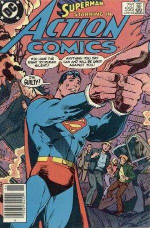 Action Comics # 556