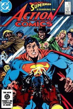 Action Comics # 557