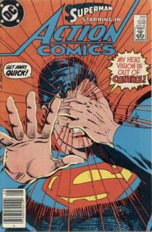 Action Comics # 558