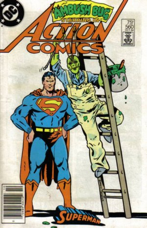 Action Comics # 560