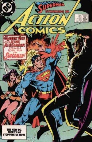 Action Comics # 562