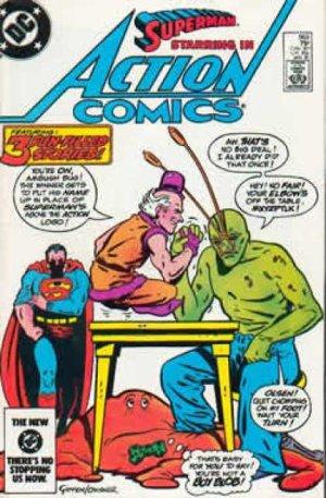 Action Comics # 563