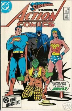 Action Comics # 565