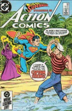 Action Comics # 566