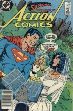 Action Comics # 567