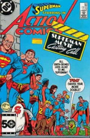 Action Comics # 569