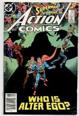 Action Comics # 570