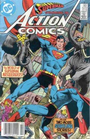 Action Comics # 572