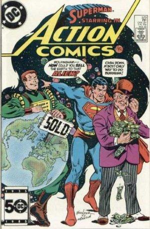 Action Comics # 573