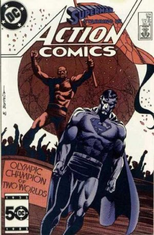 Action Comics # 574