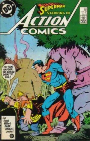 Action Comics # 579