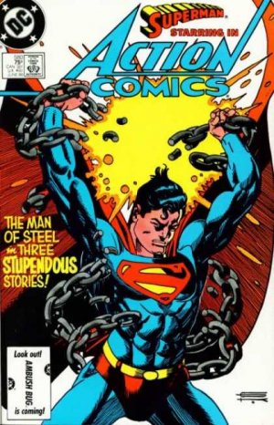Action Comics # 580