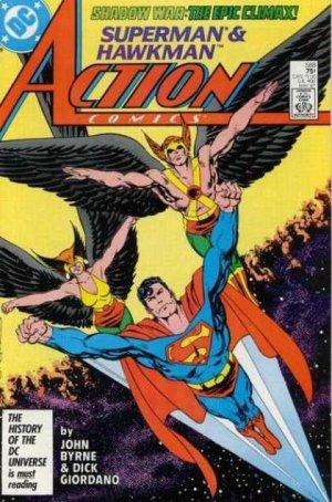 Action Comics # 588