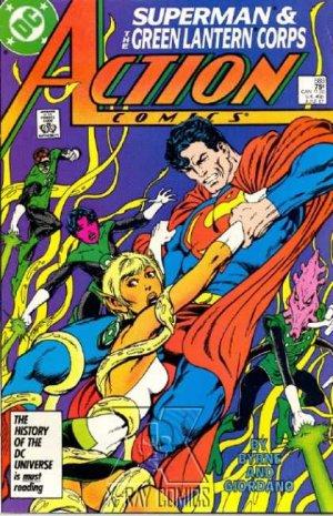 Action Comics # 589