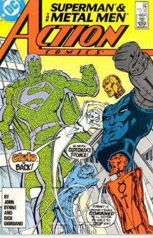 Action Comics # 590