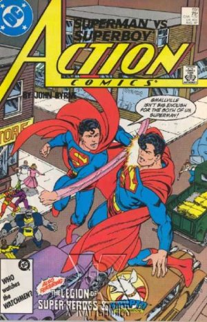 Action Comics # 591