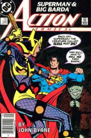 Action Comics # 592