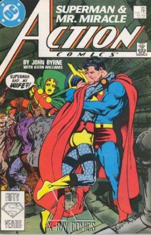 Action Comics # 593