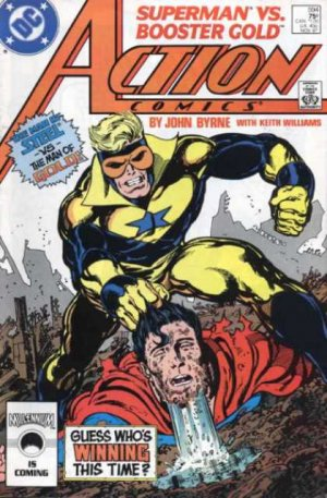 Action Comics # 594