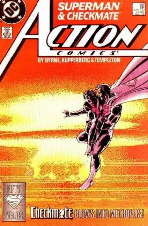 Action Comics # 598