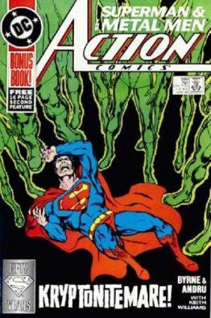 Action Comics # 599